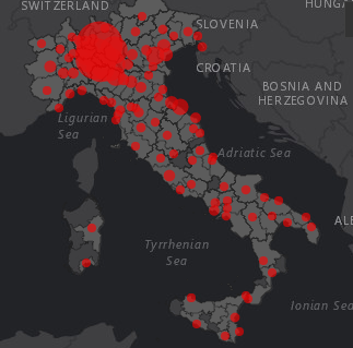 Coronavirus Misure Adottate Dal Governo E Dalla Regione Puglia Citta Di Latiano